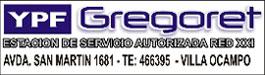 ypf gregoret