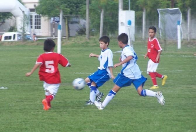 Resultados de las ligas de voley, fútbol infantil y torneo de fútbol femenino
