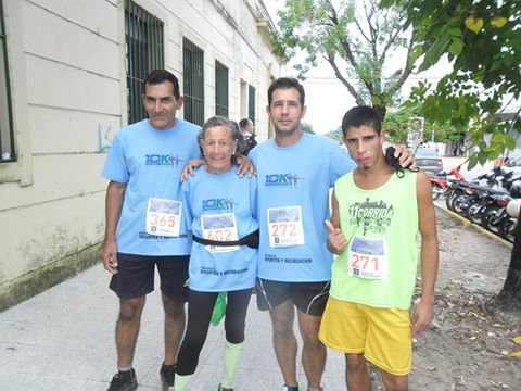 Liga-corredores