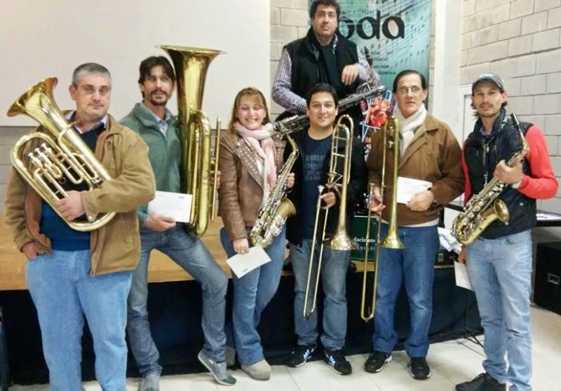 """Banda de música """"Ciudad de Villa Ocampo"""""""