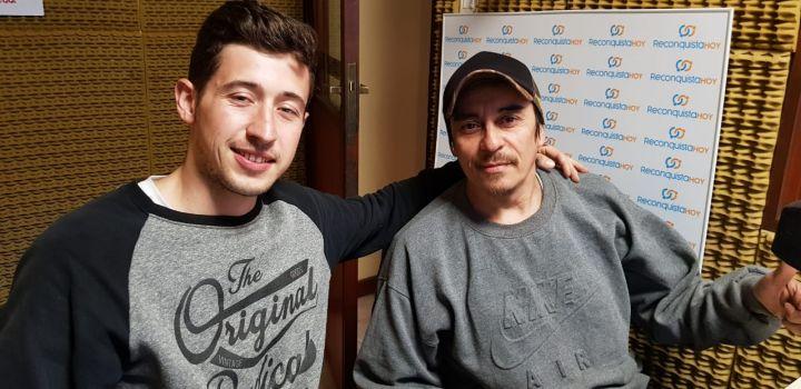 Lucas Mazurek y Juan José Aguirre sobre el espectáculo de este fin de semana
