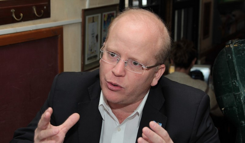 Luis Contigiani, diputado nacional y ex ministro de Producción de Santa Fe