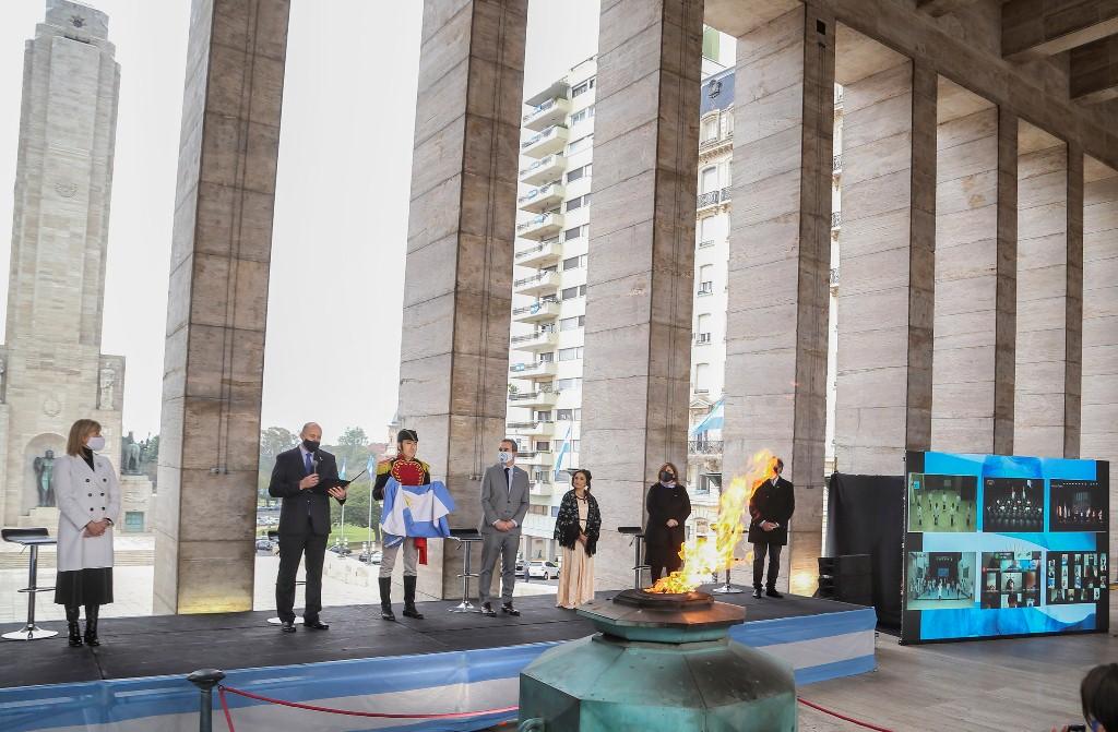 acto monumento
