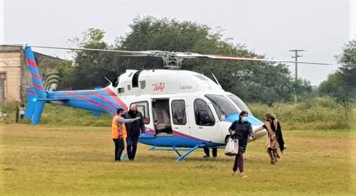 helicoptero perotti